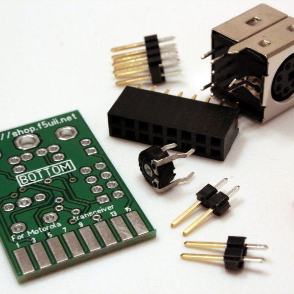 Motorola Connector mini-DIN adapter